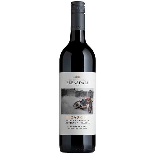 Bleasdale The Broad-Side Shiraz Cabernet Sauvignon Malbec 750mL 14%