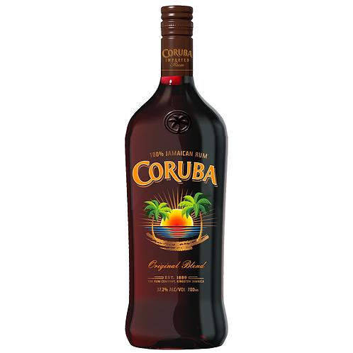 Coruba Jamaica Rum 700mL 37.2%