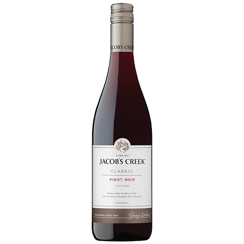Jacobs Creek Classic Pinot Noir 750mL 13.9%