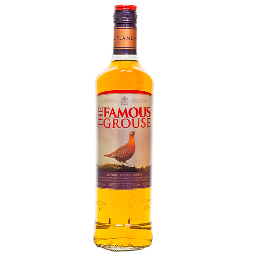The Famous Grouse Scotch Whisky 700mL 40%