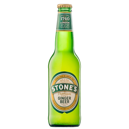 Stone's Alcoholic Ginger Beer 330mL 4.8%