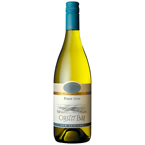 Oyster Bay Pinot Gris 750mL 12.5%