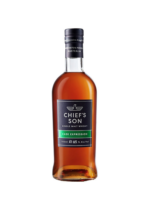 Chief's Son Cask Expression 700mL 47.85%
