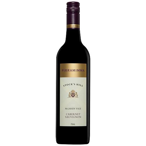 Pirramimma Stock's Hill Cabernet Sauvignon 750mL 12%