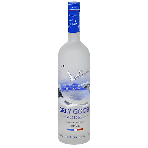 Grey Goose Vodka 700mL 40%