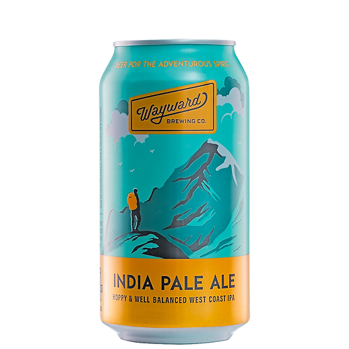 Wayward Brewing Co India Pale Ale Cans 375mL 6%