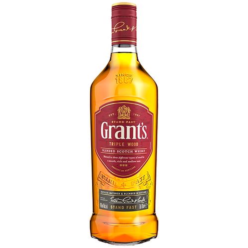 Grants Blended Scotch Whisky 700mL 40%
