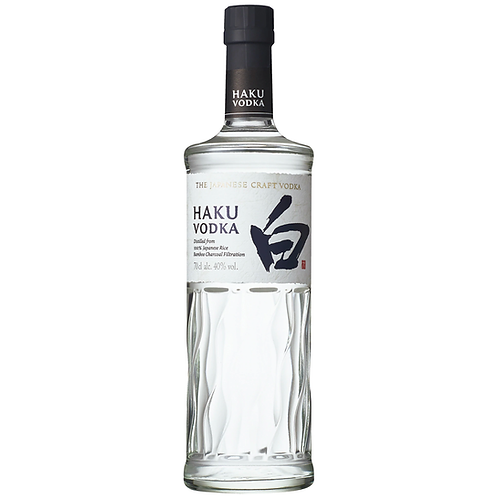 Suntory Haku Vodka 700mL 40%