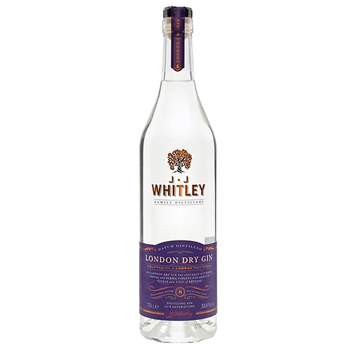 JJ Whitely London Dry Gin 700mL 37.5%