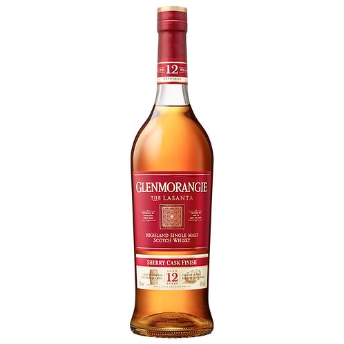 Glenmorangie The Lasanta Single Malt Scotch 700mL 43%