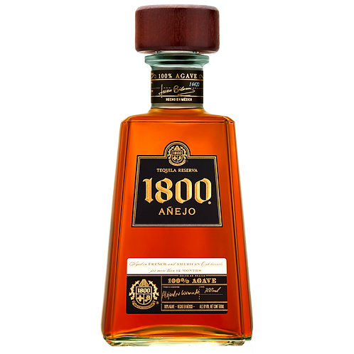 1800 Añejo Tequila 700mL 38%