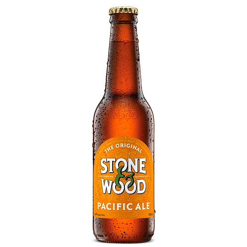 Stone & Wood Pacific Ale Bottles 330mL 4.4%