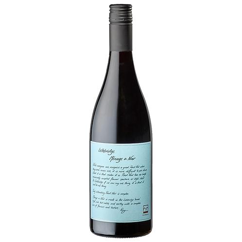 Lethbridge Ménage a Noir Pinot Noir 750mL 13%