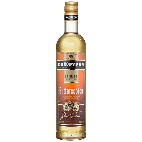 De Kuyper Butterscotch Schnapps 700mL 20%