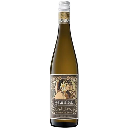 De Bortoli La Boheme Act Three Pinot Gris 750mL 12.5%