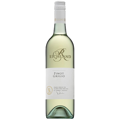 Richland Pinot Grigio 750mL 12.5%