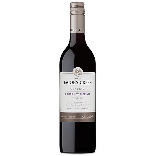 Jacobs Creek Classic Cabernet Merlot 750mL 13.9%