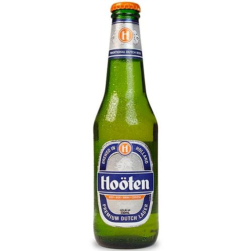Hooten Dutch Lager Bottles 24x330mL 4.6%