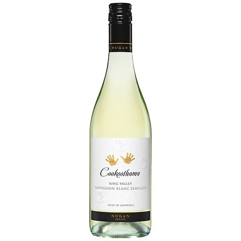 Cookoothama Sauvignon Blanc Semillon 750mL 12.5%
