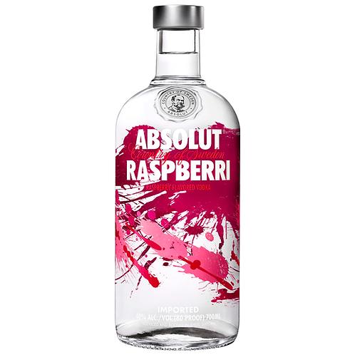 Absolut Raspberri Vodka 700mL 40%