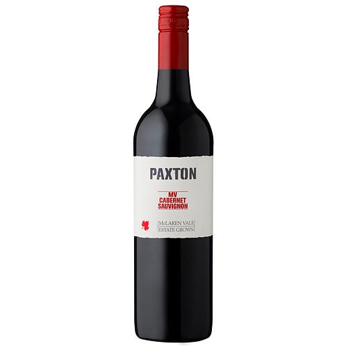Paxton Organic MV Cabernet Sauvignon 750mL 14%