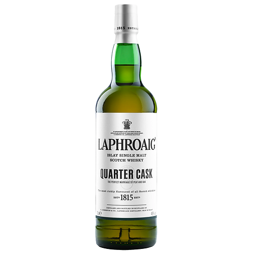 Laphroaig Quarter Cask Scotch Whisky 700mL 48%