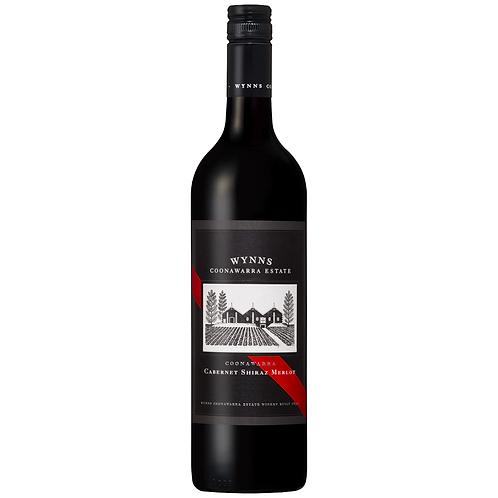 Wynns Cabernet Shiraz Merlot 750mL 13.6%