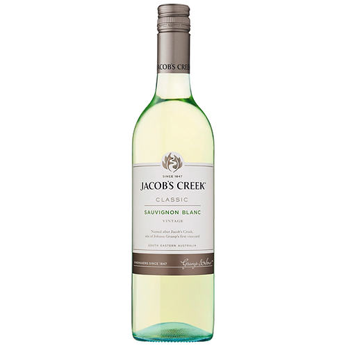 Jacobs Creek Classic Sauvignon Blanc 750mL 12.2%