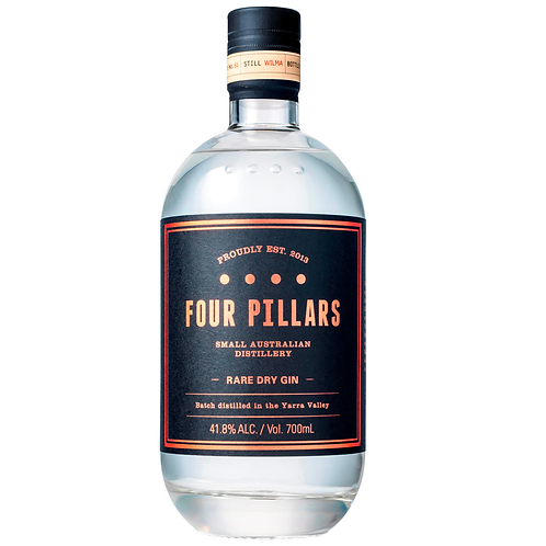 Four Pillars Rare Dry Gin 700mL 41.8%