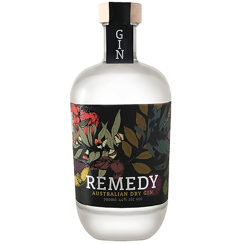 Reed & Co. Distillery Remedy Gin 700mL 44%