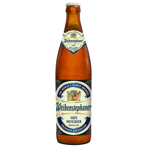 Weihenstephaner Hefe Weissbier Bottles 500mL 5.4%