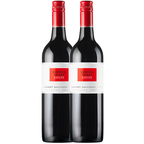Barossa Valley Estate Cabernet Sauvignon 2x750mL 14%