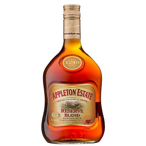 Appleton Estate Reserve Blend Jamaica Rum 700mL 40%