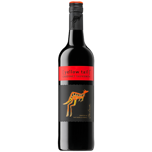 Yellow Tail Cabernet Sauvignon 750mL 13.5%