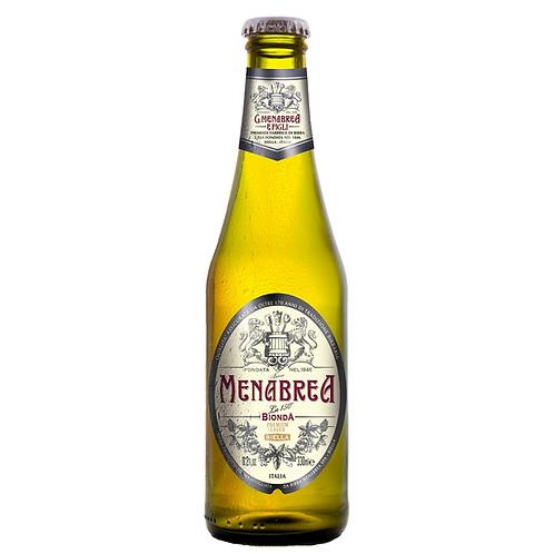 Menabrea Birra Bottles 330mL 4.8%