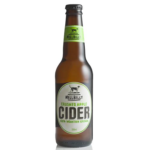 Hillbilly Apple Cider Bottles 4x330mL 4.5%