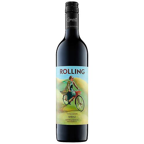 Rolling Shiraz 750mL 13.5%