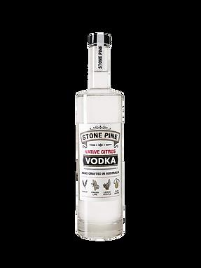Stone Pine Native Citrus Vodka_NOC Whole