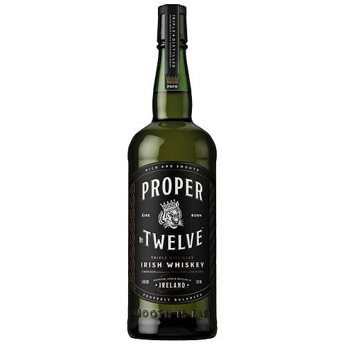 Proper No. Twelve Irish Whiskey 700mL 40%