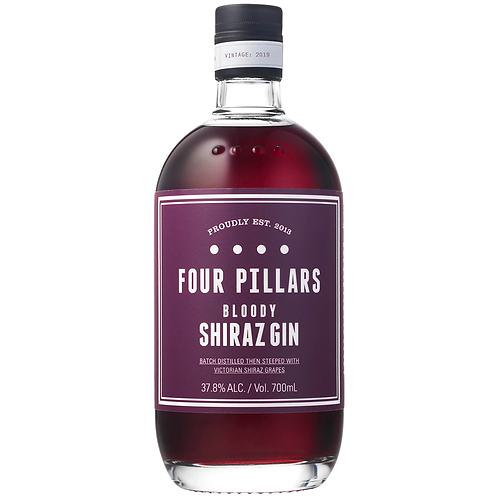 Four Pillars Bloody Shiraz Gin 700mL 37.8%