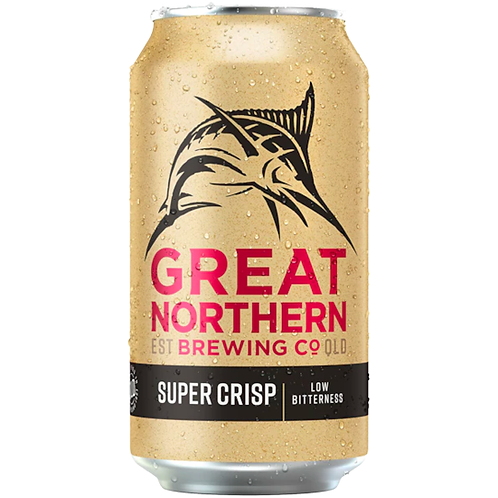 Great Northern Super Crisp Cans 30x375mL 3.5%