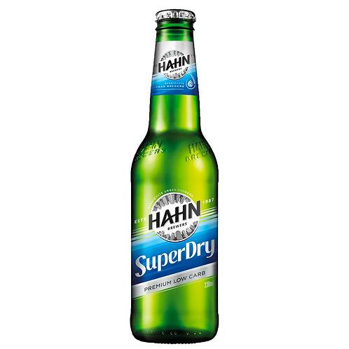 Hahn SuperDry Bottles 330mL 4.6%
