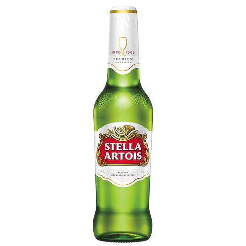 Stella Artois Bottles 330mL 4.8%