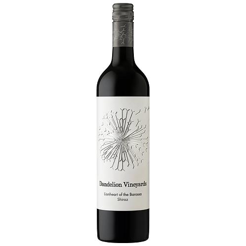 Dandelion Vineyards Lionheart of the Barossa Shiraz 750mL 14.5%