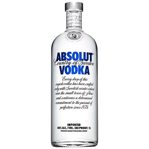 Absolut Vodka 1L 40%