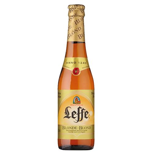 Leffe Blonde Bottles 330mL 6.6%