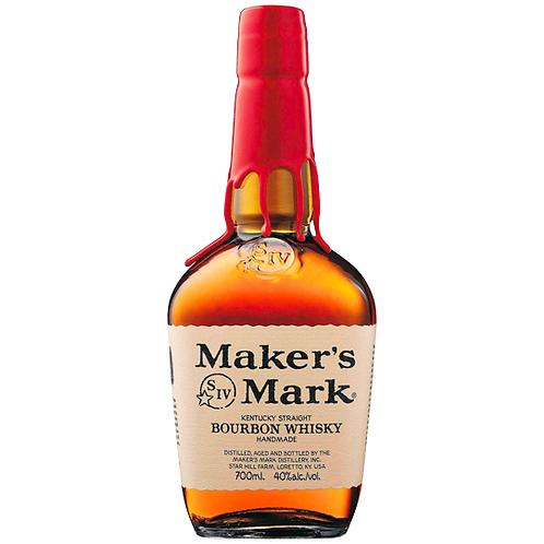 Makers Mark Kentucky Straight Bourbon 700mL 40%