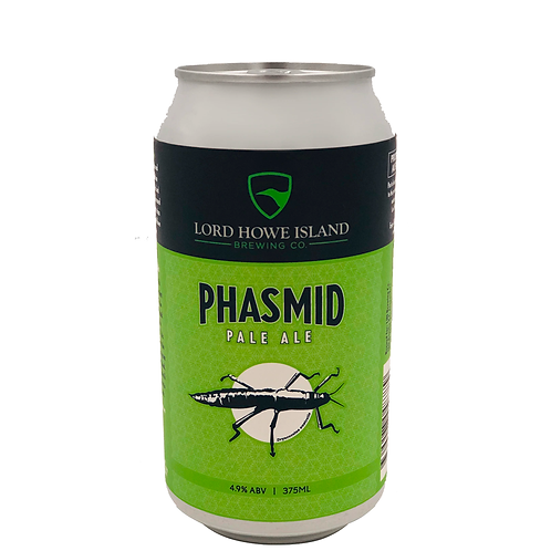 Lord Howe Island Brewing Phasmid Pale Ale Cans 375mL 4.9%