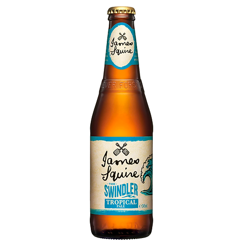 James Squire The Swindler Tropical Pale Ale Bottles 345mL 4.2%