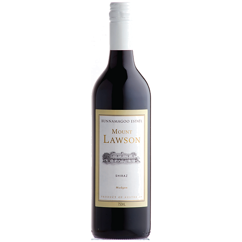 Mount Lawson Shiraz 750mL 13%